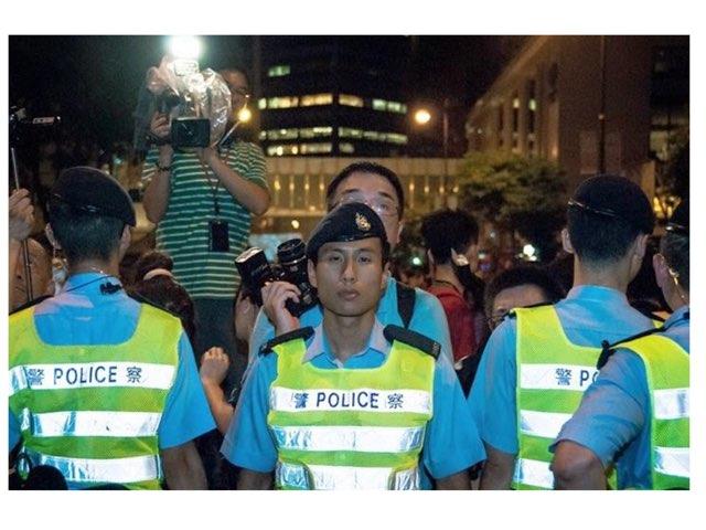 警察的職責 by lokjun caritas