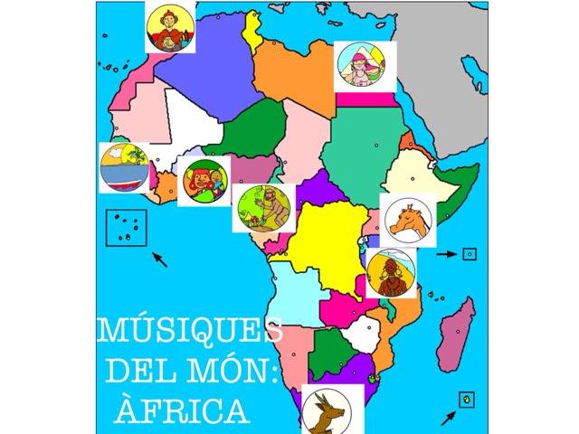 Musiques Africa Arboç by Escola Arboc