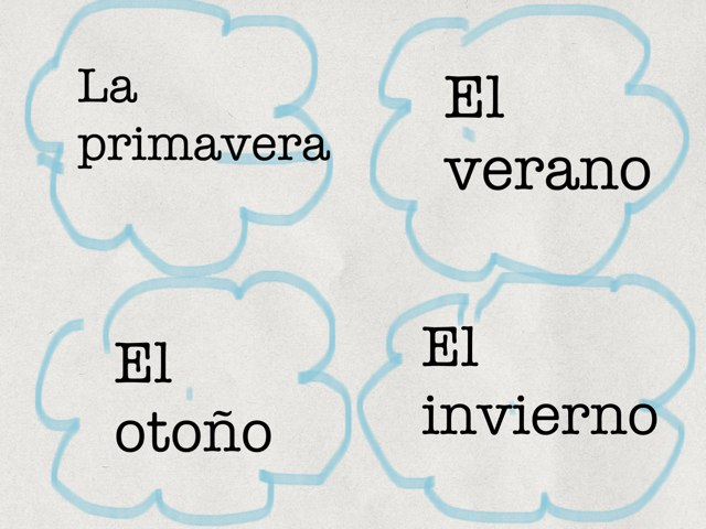 En qué estación? (3rd) by Mariela Triana