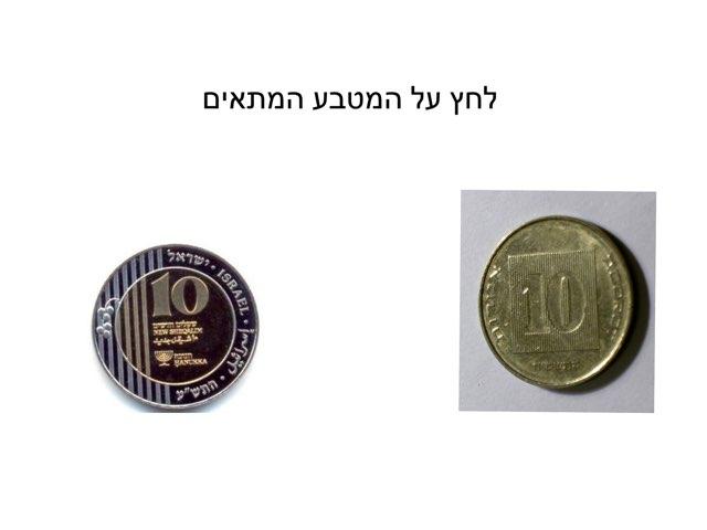 מיון מטבעות  by עדי פרינץ