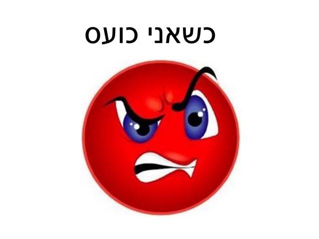 להתמודד עם כעס by ניבין אלבאש