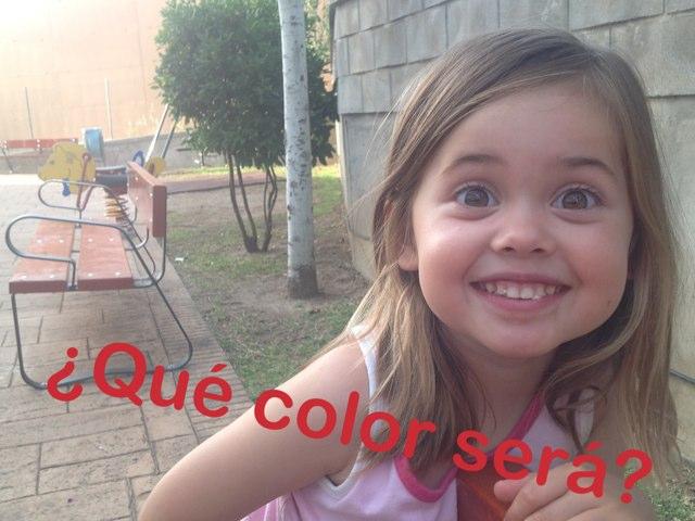 ¿Qué color será? - Español by Germán Sánchez