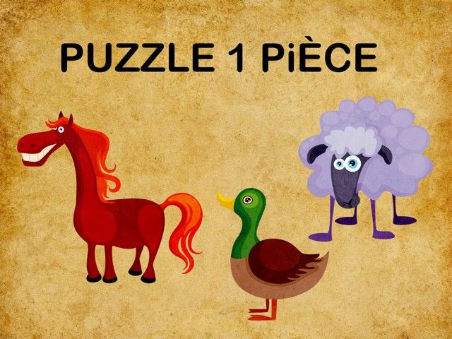 Puzzle 1pièce by Valerie Escalpade