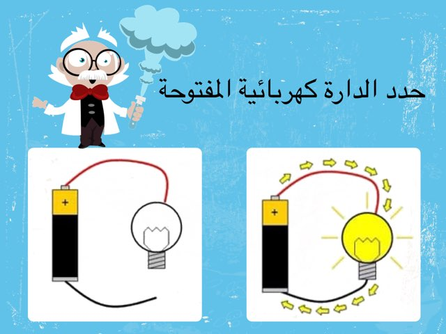 الدارة الكهربائية by Kawthar Alsarraf