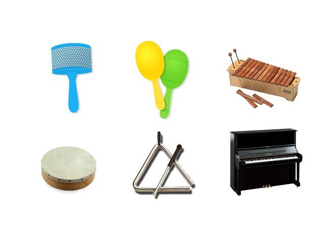 这是什么乐器? by Irene Liu