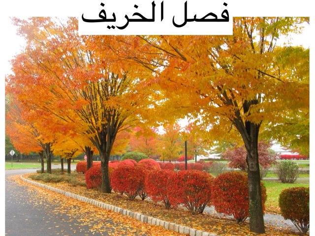 فصل الخريف by Hadool KJ
