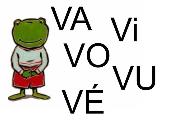 Imprégnation Syllabes V + Voyelles by Valerie Escalpade