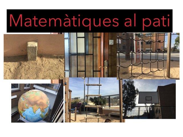 Matemàtiques Al Pati by Marc Fernández