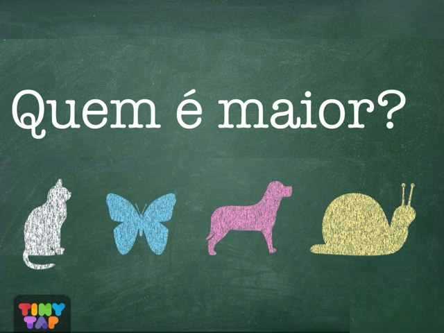 Quem É Maior? by Gustavo Colombini