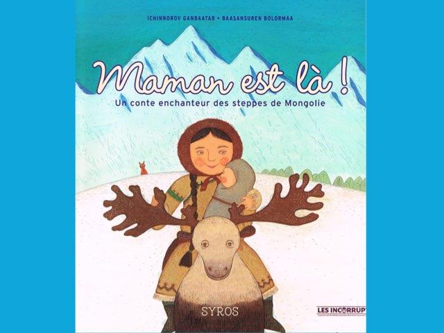 Maman est là ! by Ecole0179 Auber179