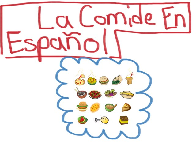 La Comida En Español  by JP Dubner