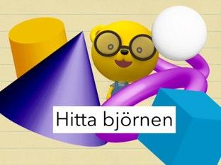 Hitta Björnen by Linnéa Svensson