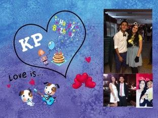 Cumpleaños Peñu by Kelly Cerquera