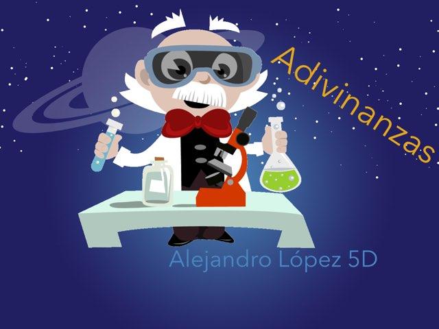 Las Adivinanzas De Alejandro 5º by Diego Campos