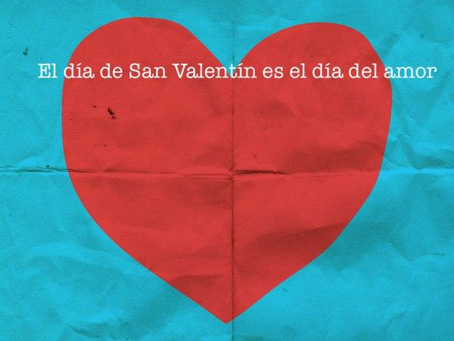 San Valentín  by Alicia Romero