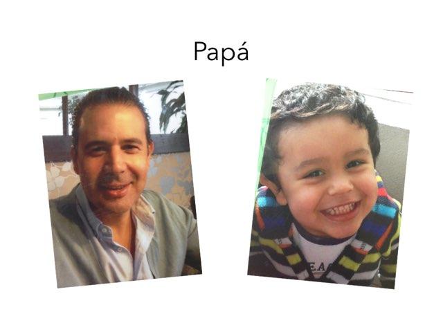 Personas Familiares Papá by ComunicaTEA grupo de terapeutas
