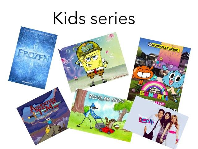 Kids Séries by Maitê Morais