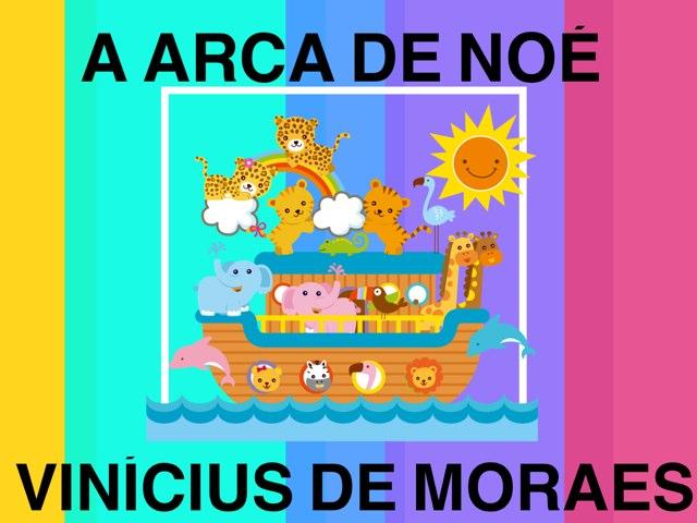 A ARCA DE NOÉ - INFANTIL 3 by TecEduc Porto