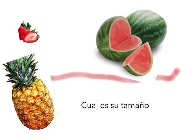 Adivina El Tamaño by Curso CFTIC