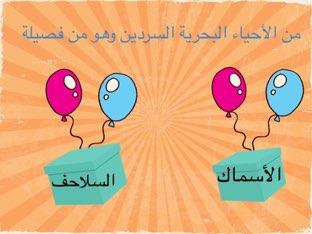 لغتي الأحياء البحرية ٢ by يارا الزهراني