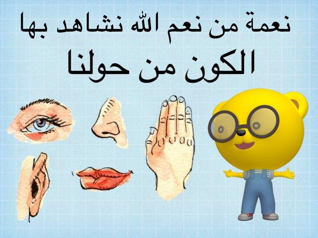 البصر by ahood alharbi