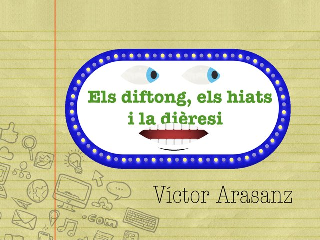 Diftong, Hiats I Dièresi by Diego Campos