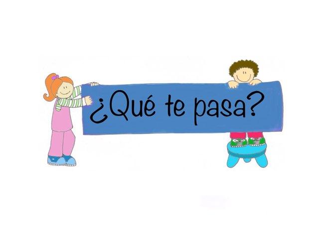 ¿Qué Te Pasa? by Zoila Masaveu