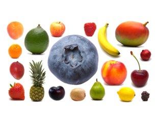Reconnaître les fruits by Isabelle pouzaud