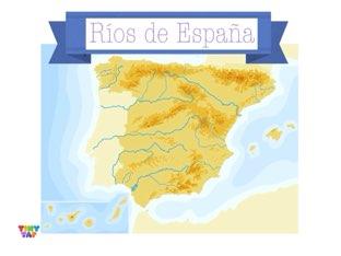 Ríos de España by Ceiprandufe Ceiprandufe