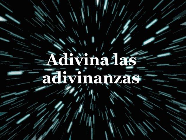 Adivinanzas Anna G 5º by Diego Campos