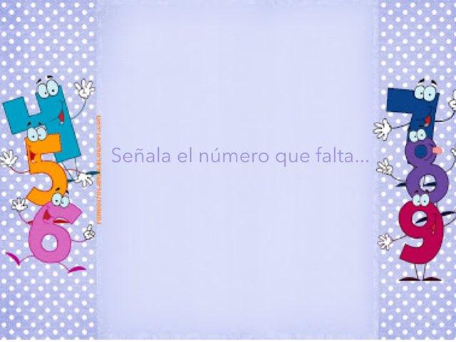 Coloca El Número Que Falta... by Zoila Masaveu