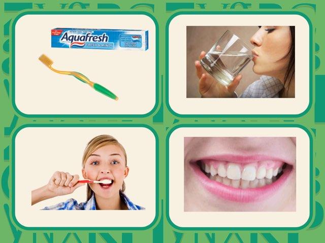 צחצוח שיניים by אמי פנטהי