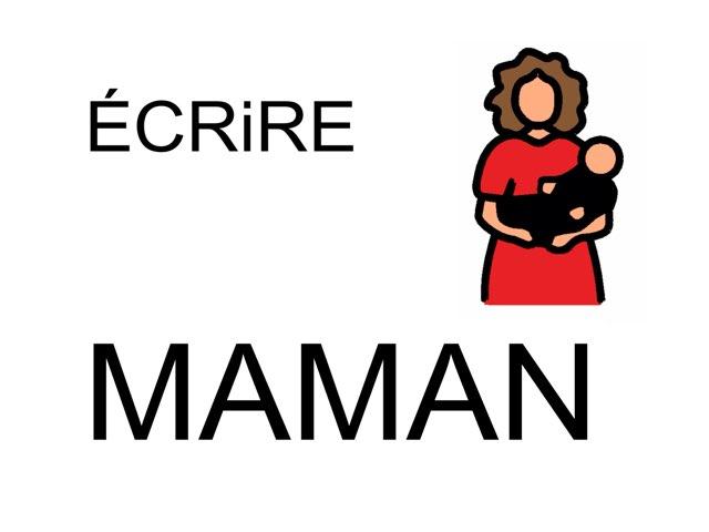 ÉCRiRE MAMAN by Valerie Escalpade