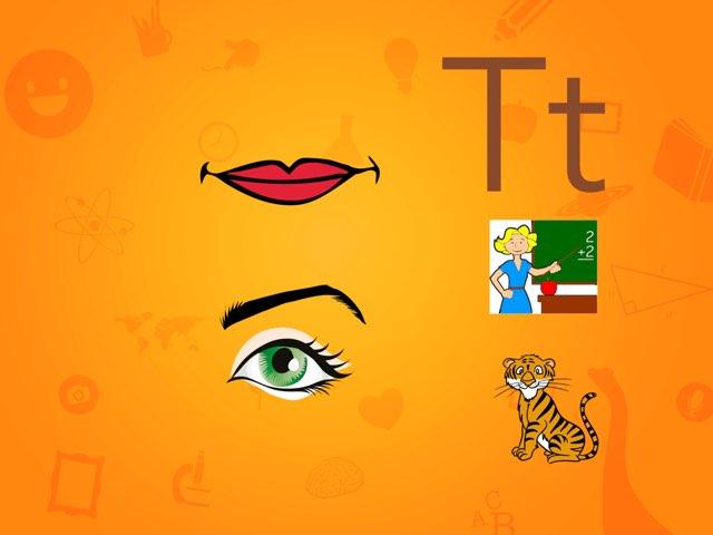 تصنيف ( T) by Enas Tawfeiq
