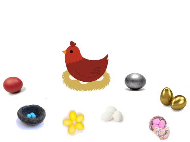 ¿Cuåntos huevos? by Mariela Triana