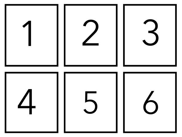 Números i Sèries by Iknasi Martorell