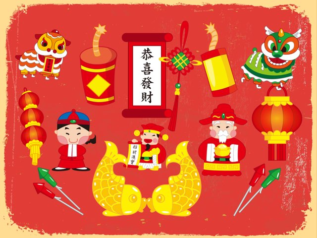 Chinese New Year by Edventure More -  Conrad Guevara
