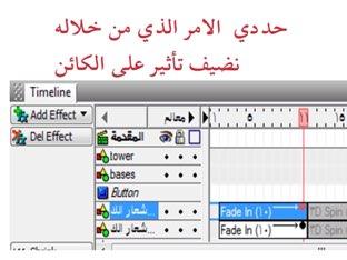 الصف التاسع التأثيرات by hala refaat