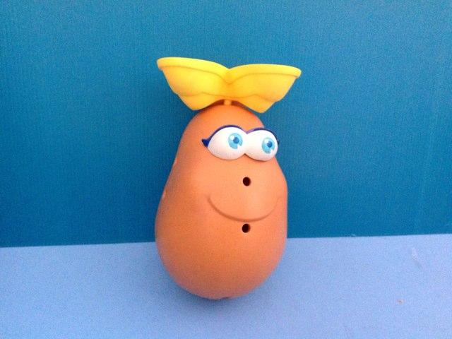 מר תפוח אדמה מצחיק by Lina  Avraham Rabukhin