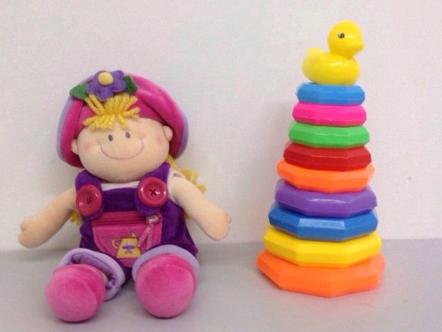 צעצועים by Larissa Lora