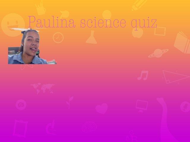 Pau's Quiz by Daragh Mcmunn