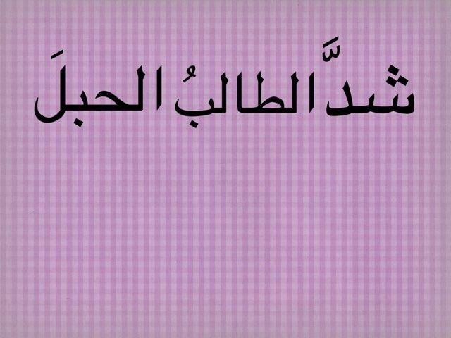 ترتيب الجمل by Ali Hananfaleh