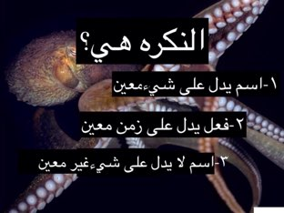 النكره by Raghad al malki