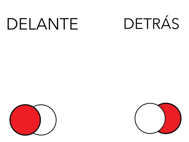 DELANTE DETRÁS by Quiero Compartir