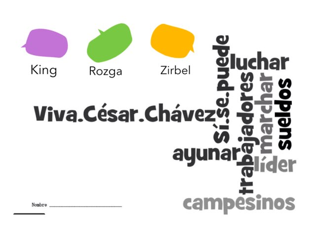 César Chávez 2015 by heritage WL