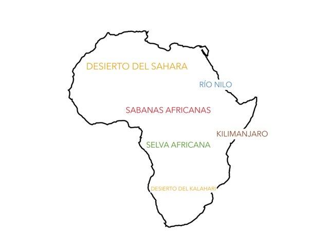 África by Enrique Blazquez rodríguez