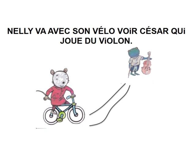 Syllabes VA Vi VO VU VÉ by Valerie Escalpade
