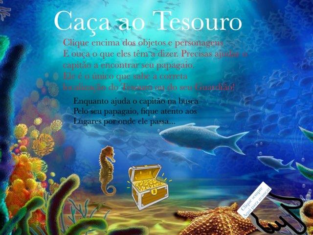 Caça ao Tesouro Completo by Orlando Cezar