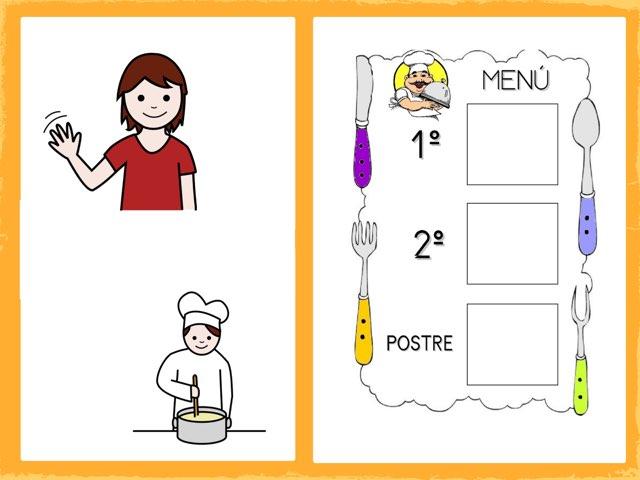 Missatge Preguntar Menú by Escola nadis-scs