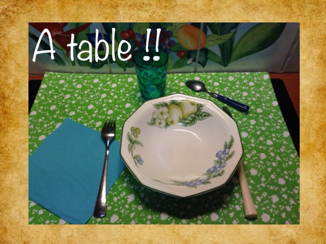 à Table ! Version Complète  by Ni Digicrea